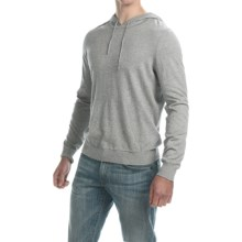 C/89men Cotton-Cashmere Hoodie (For Men) in Grey - Closeouts
