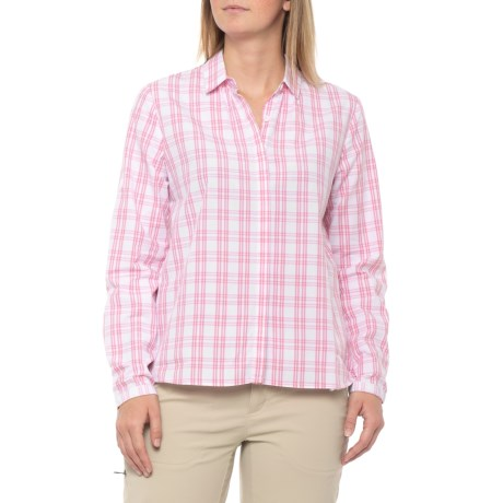 Image of Candelo Lightweight Shirt - UPF 50+, Long Sleeve (For Women)