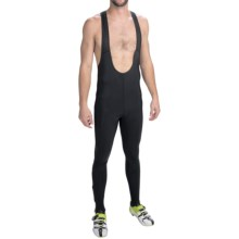 Cannondale Midweight Cycling Bib Tights (For Men) in Black - Closeouts
