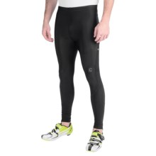 Cannondale Midweight Cycling Tights (For Men) in Black - Closeouts