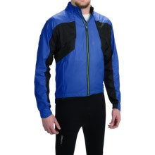 Cannondale Morphis Cycling Jacket (For Men) in Blue - Closeouts