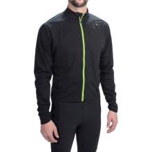 Cannondale Sirocco Wind Cycling Jacket (For Men) in Black - Closeouts