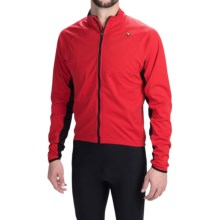 Cannondale Sirocco Wind Cycling Jacket (For Men) in Emperor Red - Closeouts