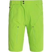 Cannondale Vivo Mountain Bike Shorts Set - 2-Piece (For Men) in Berzerker Green - Closeouts