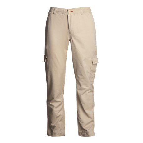 Canterbury New Army Chino Pants - Regular Fit (For Men) in Sand