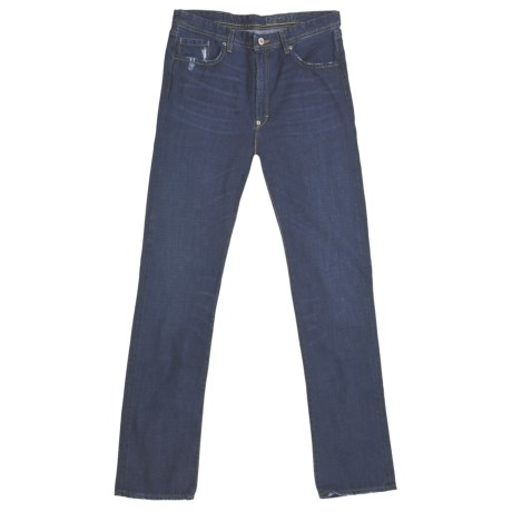 Canterbury of New Zealand Newman Ocean Jeans (For Men) in Medium Wash