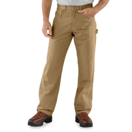 Image of Canvas Carpenter Jeans (For Men)