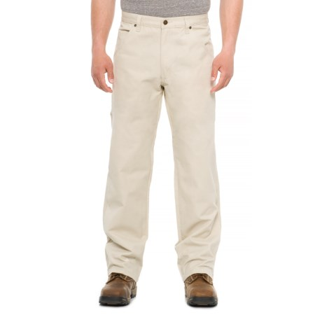 Canvas Carpenter Work Pants (For Men)