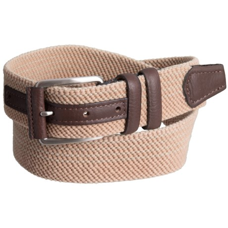 Image of Canvas Double Loop Casual Belt (For Men)
