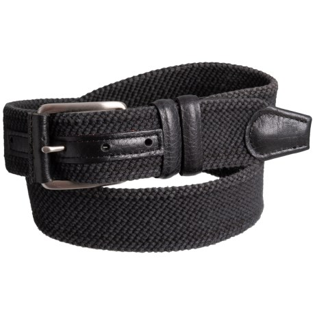 Canvas Double Loop Casual Belt (For Men)