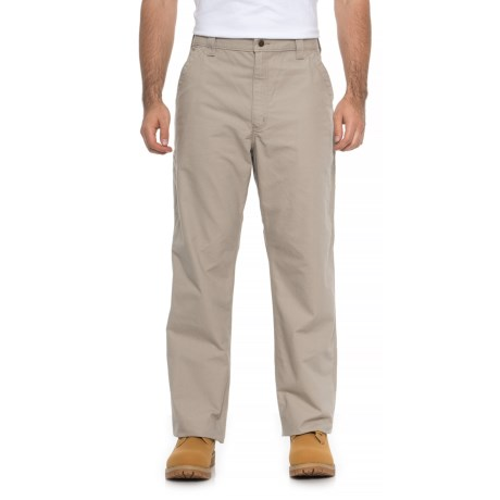 Image of Canvas Work Dungarees - Straight Leg, Factory Seconds (For Men)