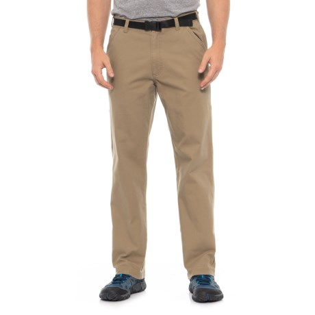 Image of Canvas Work Pants (For Men)