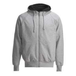 Canyon Guide Hoodie Sweatshirt - Thermal-Lined (For Men) in Navy