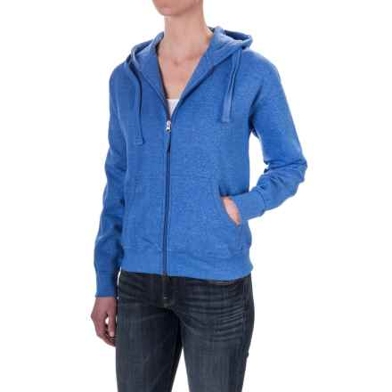 Canyon Guide Outfitters Alice Fleece Hoodie (For Women) in Sky Blue - Closeouts