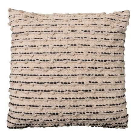 Image of Canyon Natural Texture Throw Pillow - 20x20?