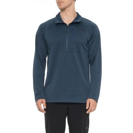 Image of Canyonlands Fleece Jacket - Tall, Zip Neck (For Men)