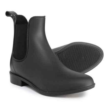 Capelli Jodhpur Ankle Rain Booties (For Women) in Black - Closeouts