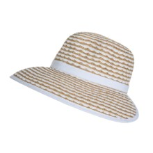 Cappelli Face Saver Hat - UPF 50+ (For Women) in White - Closeouts