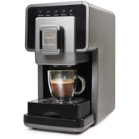 versatile and very good - Capresso Coffee a la Carte Coffee and Tea Maker - review by ...