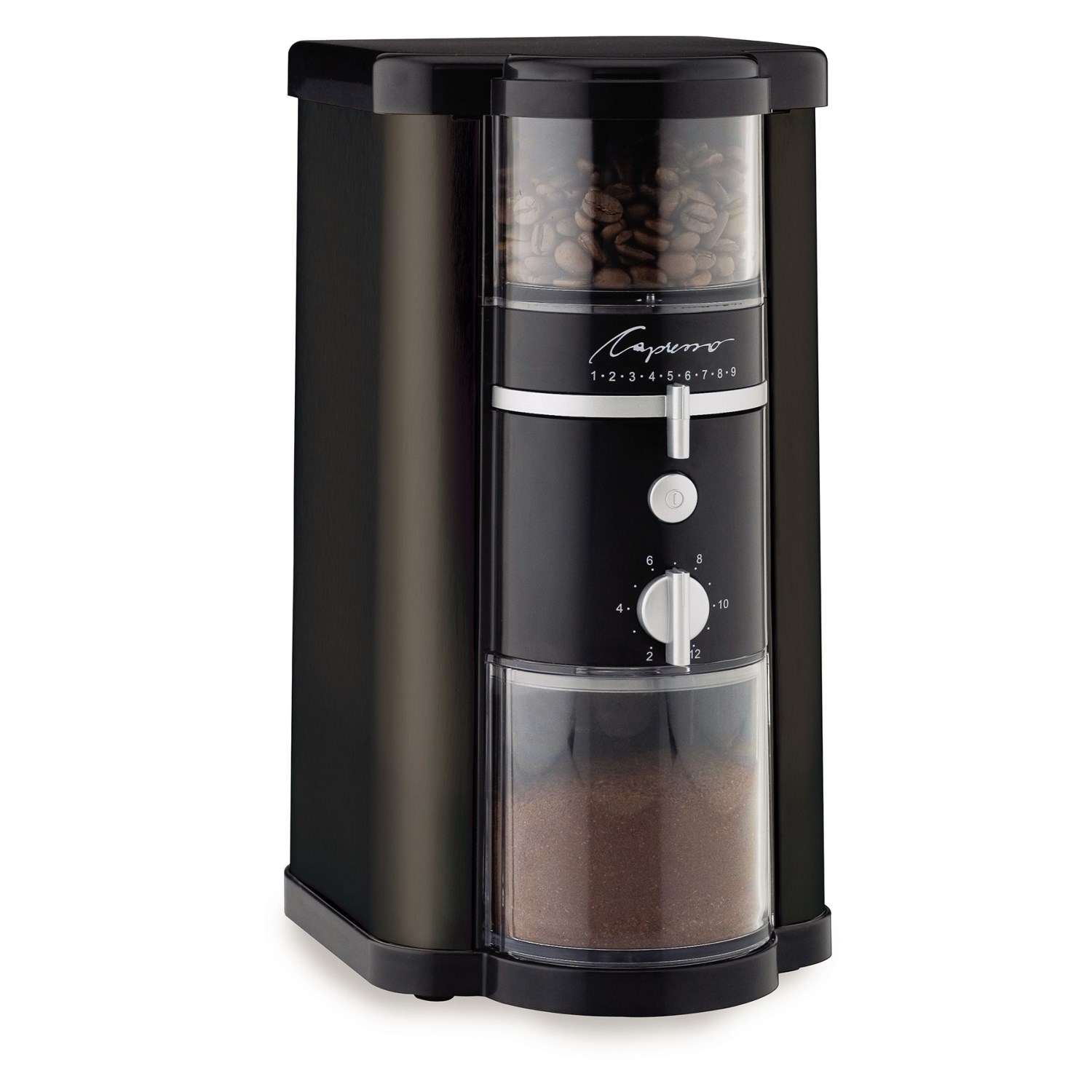 Capresso Disk Burr Coffee Grinder - Save 26%