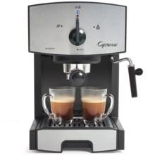 Capresso EC50 Espresso Machine - Refurbished in Stainless Steel - 2nds