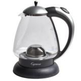 Capresso H20 Plus Glass Water Kettle - 1.5 qt.