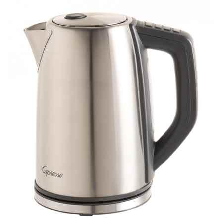 Capresso H20 Steel Plus Water Kettle - 57 oz. in Stainless Steel - Overstock