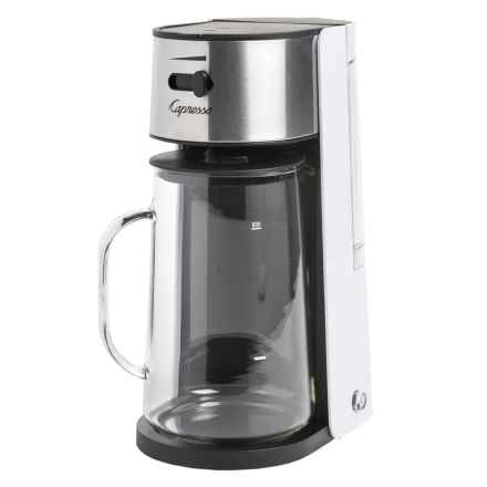 Capresso Iced Tea Maker in Stainless Steel - 2nds