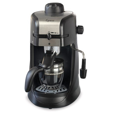 Capresso Steam Pro 4 Cup Espresso Machine Refurbished