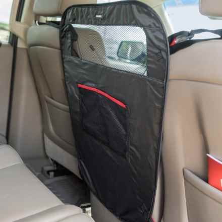 Car and Driver Auto Pet Barrier in Black - Closeouts