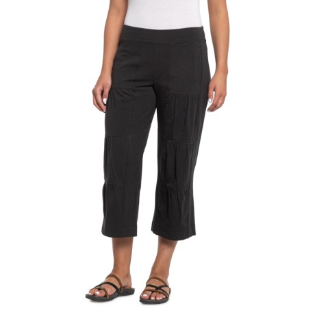 Carbon Ain?t Seen Nothing Yet Capris (For Women) - CARBON (L )