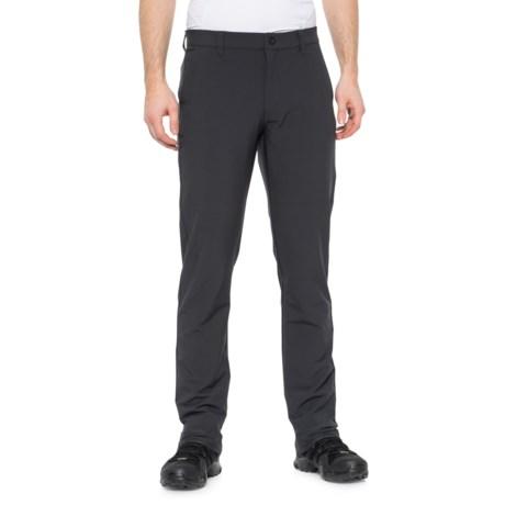 Carbon Performance-Stretch Tech Pants (For Men)