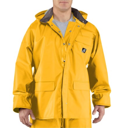 0cad314a6 Carhartt Rain Jacket at Sierra