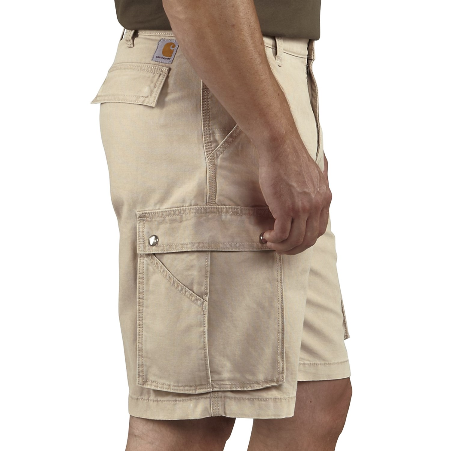 d39a83bd22 Carhartt 100277 Rugged Cargo Shorts - Factory Seconds (For Men)