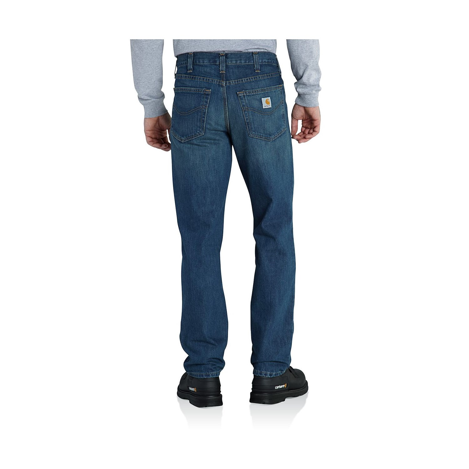 d30376b4cb6 Carhartt 101496 Straight-Leg Jeans - Traditional Fit, Factory Seconds (For  Men)