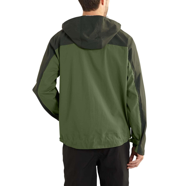 0e5c593a124dc ... 377WU_2 Carhartt 101570 Shoreline Vapor Jacket - Waterproof, Factory  2nds (For Big and Tall