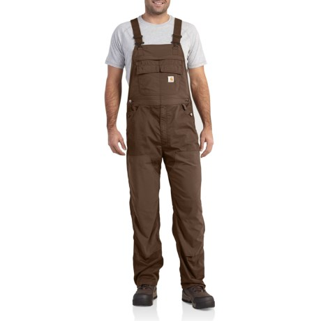 be165618536 Carhartt 101981 Force® Extremes Lightweight Bib Overalls (For Men) in Coffee
