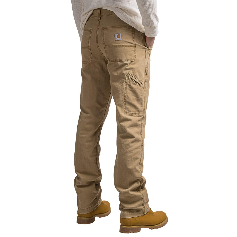 d1b9435b Carhartt 102291 Rugged Flex® Rigby Dungaree Pants - Factory Seconds (For  Men)
