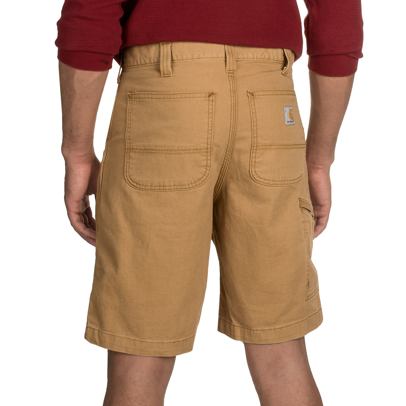 f9d3263b8c Carhartt 102514 Rugged Flex® Rigby Shorts - Relaxed Fit, Factory Seconds  (For Men)