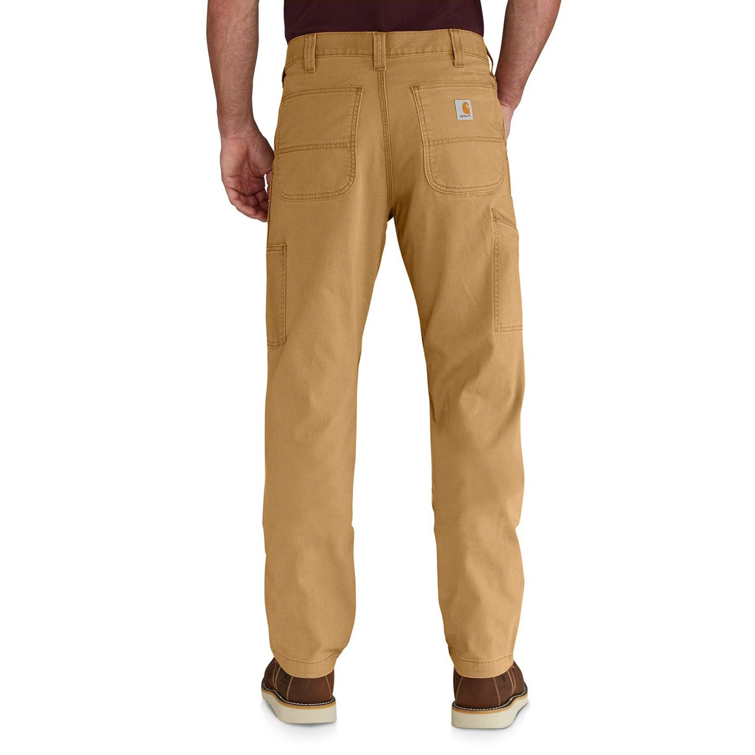 8de0deb0c7a Carhartt 102802 Rugged Flex® Rigby Double-Front Pants - Factory Seconds  (For Men)