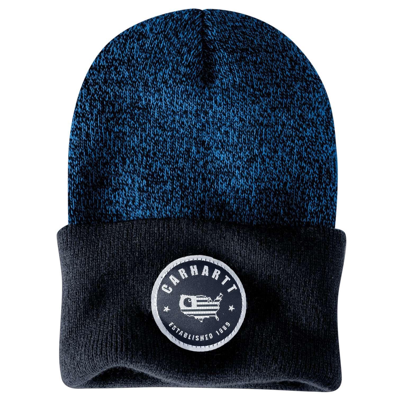 79002f4b9 Carhartt 103259 Americana Knit Watch Hat (For Men)