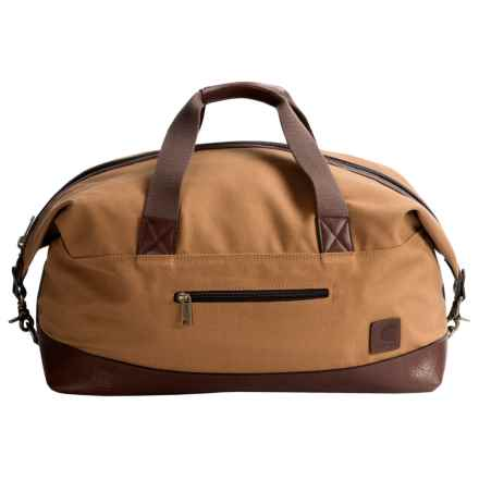 Carhartt 125th Anniversary Duffel Bag in Carhartt Brown - Closeouts