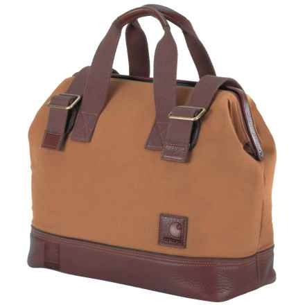 Carhartt 125th Anniversary Tool Bag in Carhartt Brown - Closeouts