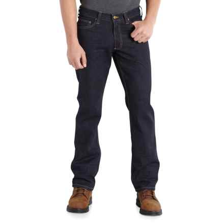Carhartt 1889® Relaxed Fit Straight Leg Jeans - Factory Seconds (For Men) in af96aa68c6d