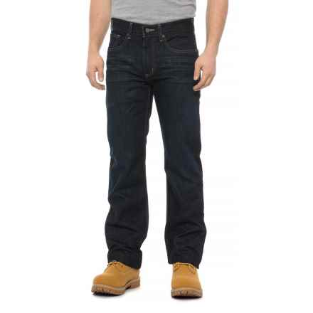 258c0856ec5684 Carhartt 1889 Slim Fit Straight Leg Jeans - Factory Seconds (For Men) in  Dark