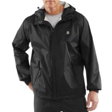 Carhartt Acadia Jacket - Waterproof (For Men) in Black - 2nds