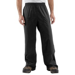 Carhartt Acadia Pants - Waterproof (For Men) in Black