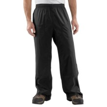 Carhartt Acadia Pants - Waterproof (For Tall Men) in Black - 2nds