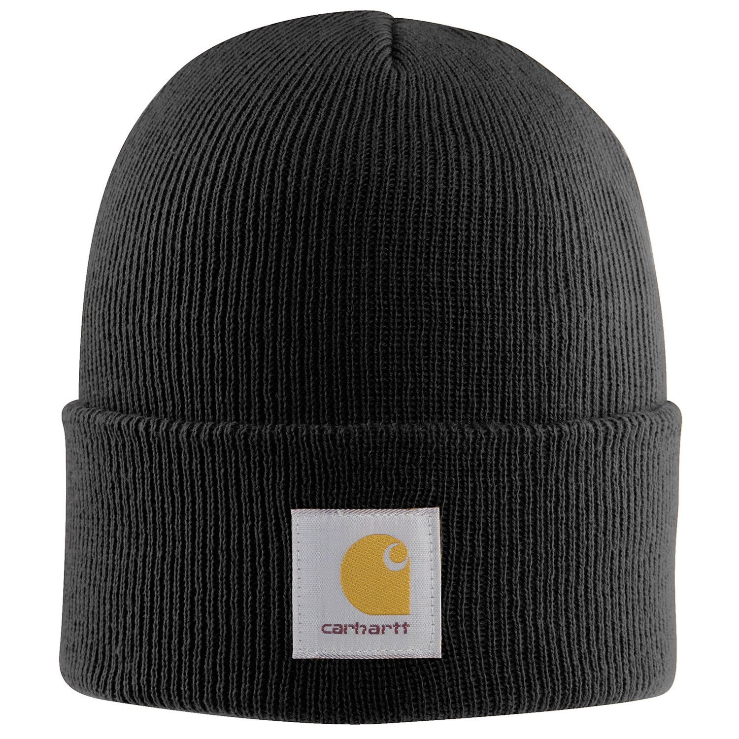 Carhartt Acrylic Watch Hat (For Men) in Black ... 9289f720982