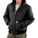 Carhartt Active Duck Jacket - Insulated, Factory Seconds (For Big Men)